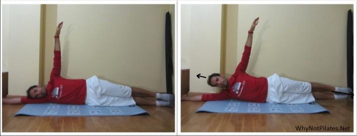 6. Elongación lateral